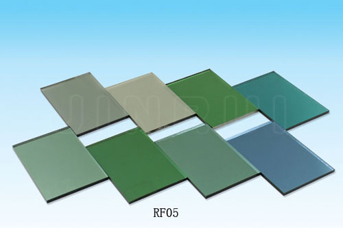 Reflectived float glass